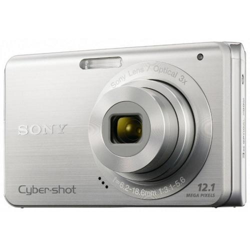 Sony CyberShot DSC-W190 silver