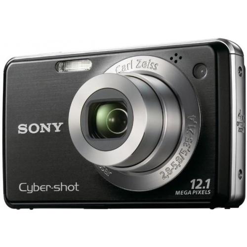 Sony CyberShot DSC-W210 black