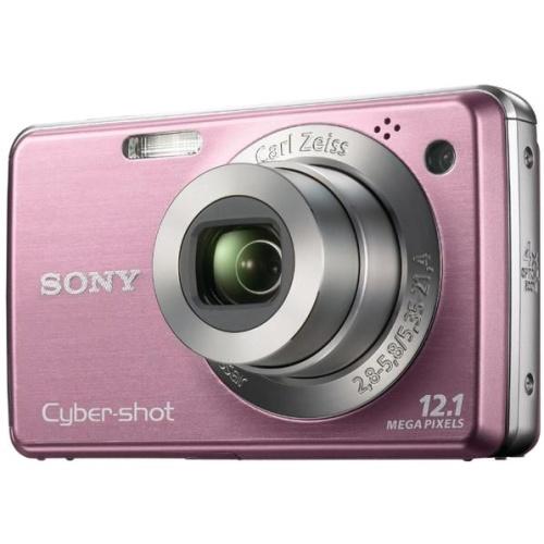 Sony CyberShot DSC-W210 pink