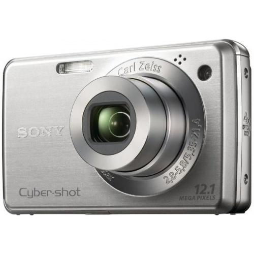 Sony CyberShot DSC-W210 silver