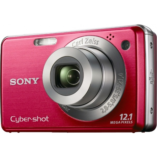 Sony CyberShot DSC-W230 red