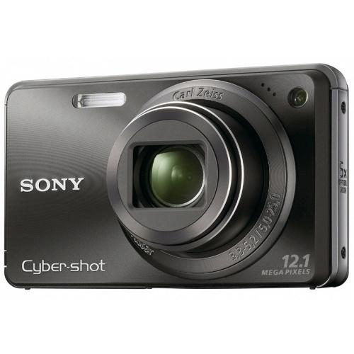 Sony CyberShot DSC-W290 black