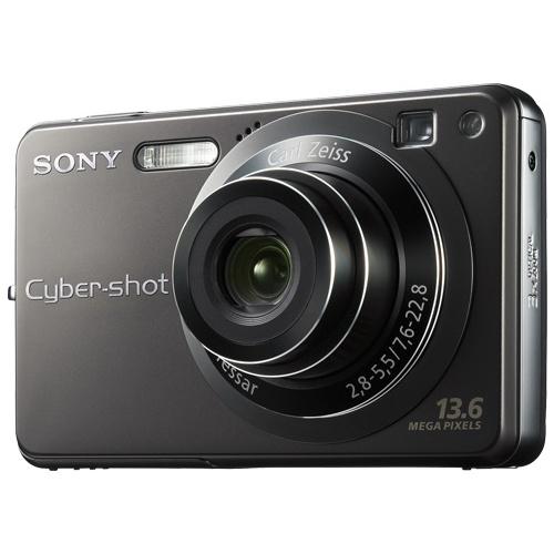 Sony CyberShot DSC-W300 titanium