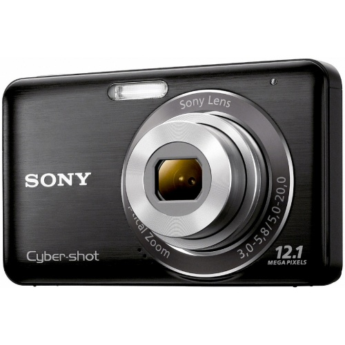 Sony CyberShot DSC-W310 black