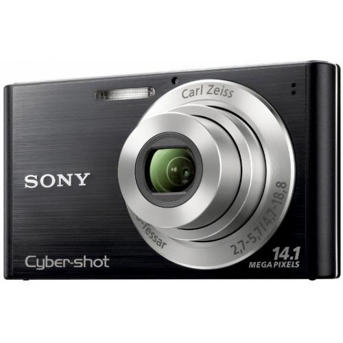 Sony CyberShot DSC-W320 black
