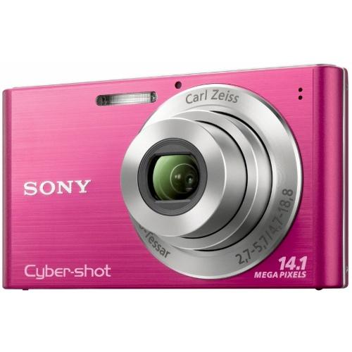 Sony CyberShot DSC-W320 pink