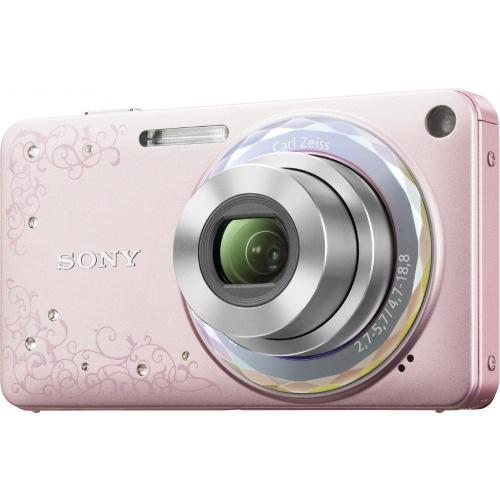 Sony CyberShot DSC-W350D pink