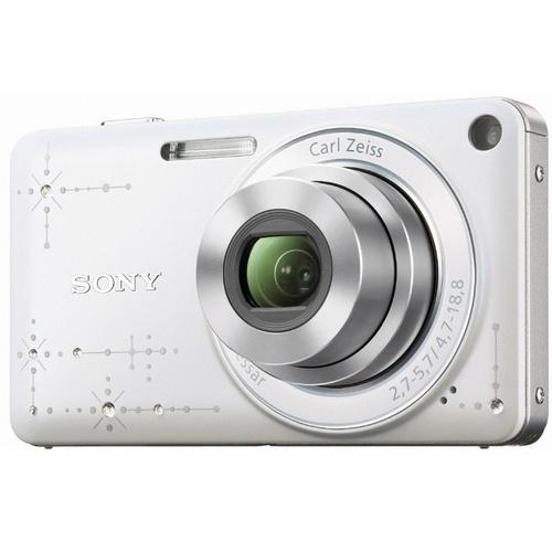 Фотография Sony CyberShot DSC-W350D white