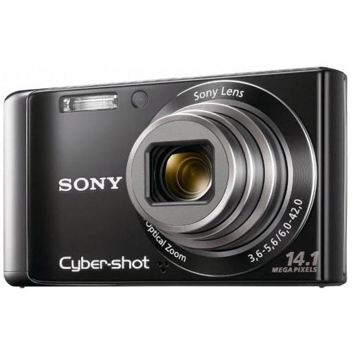 Sony CyberShot DSC-W370 black