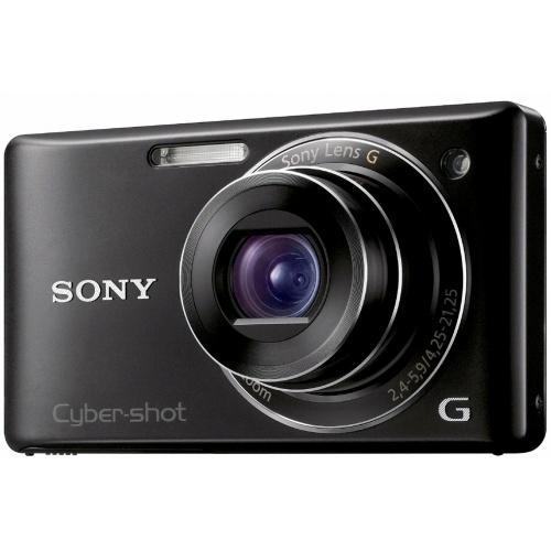 Sony CyberShot DSC-W380 black