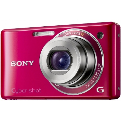 Sony CyberShot DSC-W380 red