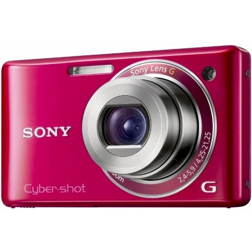 Фотография Sony CyberShot DSC-W380 red