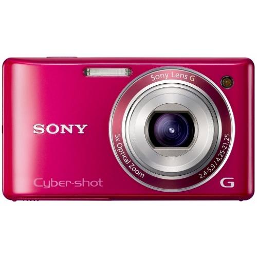 Фото Sony CyberShot DSC-W380 red