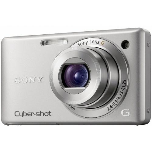 Фотография Sony CyberShot DSC-W380 silver