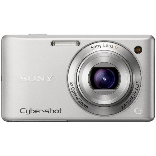 Фото Sony CyberShot DSC-W380 silver