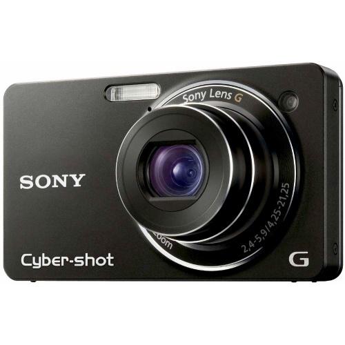 Sony CyberShot DSC-WX1 black