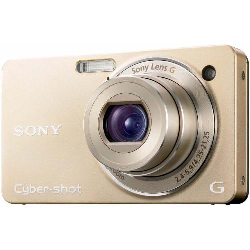 Sony CyberShot DSC-WX1 gold