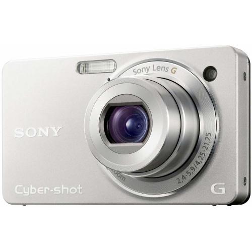 Sony CyberShot DSC-WX1 silver