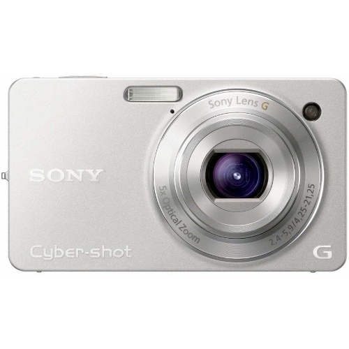 Фото Sony CyberShot DSC-WX1 silver