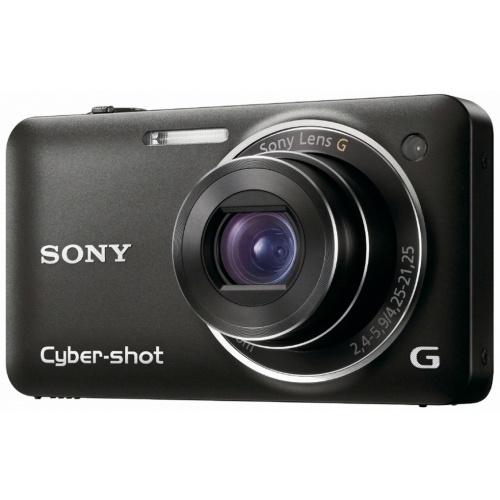 Sony CyberShot DSC-WX5 black