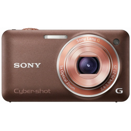 Фото Sony CyberShot DSC-WX5 brown