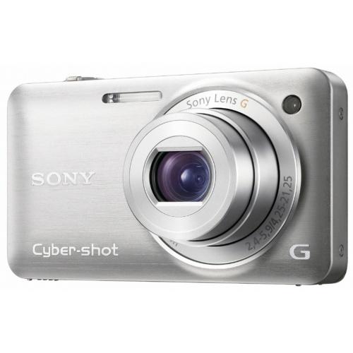 Sony CyberShot DSC-WX5 silver