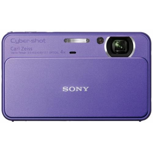 Фото Sony CyberShot T99 violet