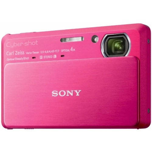 Sony CyberShot TX9 red