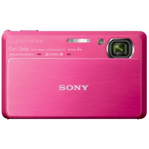Фото Sony CyberShot TX9 red