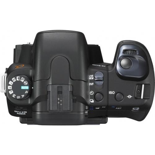 Фото Sony DSLR-A300 (double kit 18-70 + 55-200)