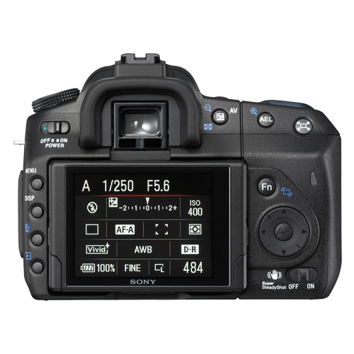 Фото Sony DSLR-A350 (body)