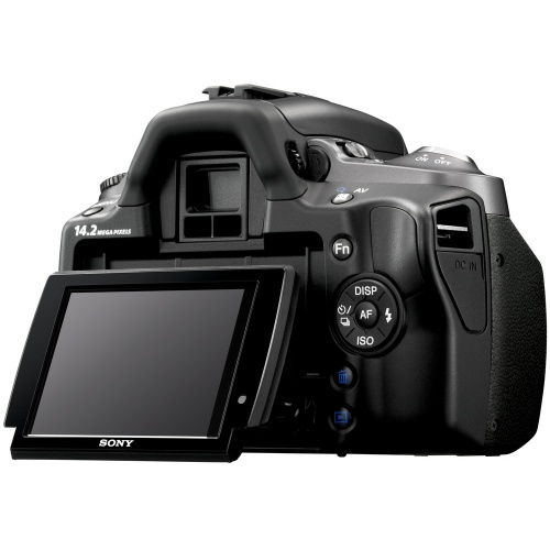 Фото Sony DSLR-A380 (body)