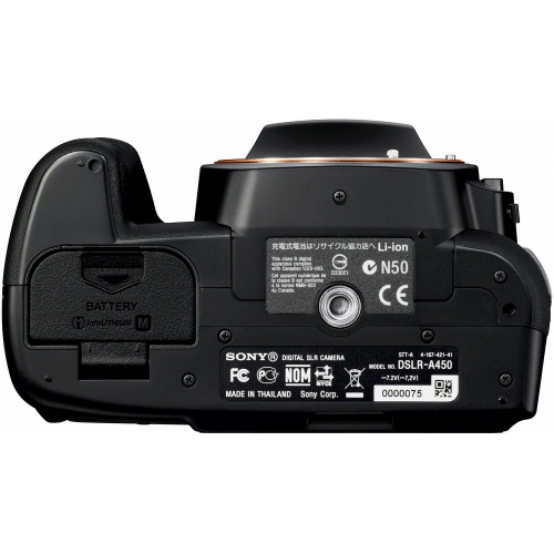Фото Sony DSLR-A450 (body)
