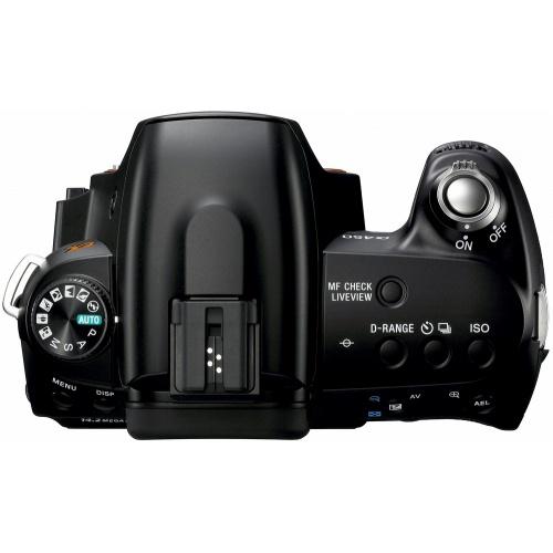 Фото Sony DSLR-A450 (kit 18-55)