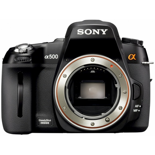 Фотография Sony DSLR-A500 (body)