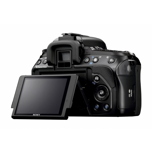 Фото Sony DSLR-A500 (body)