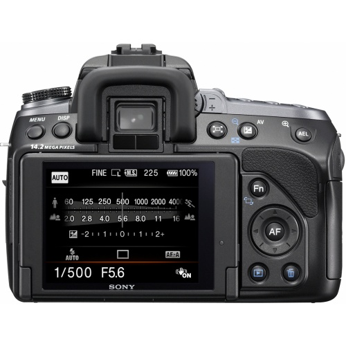 Фото Sony DSLR-A550 (body)
