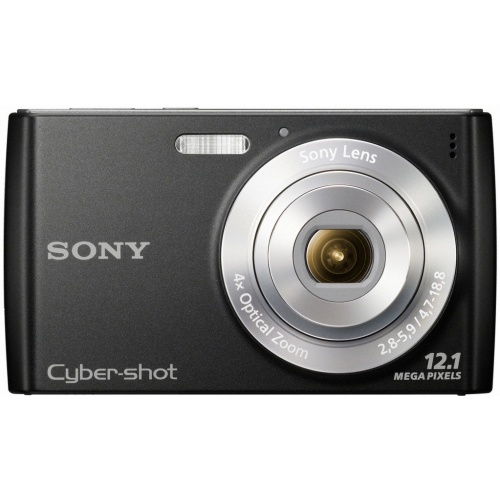 Sony CyberShot DSC-W510 black