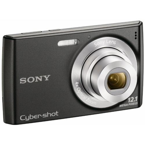 Фото Sony CyberShot DSC-W510 black