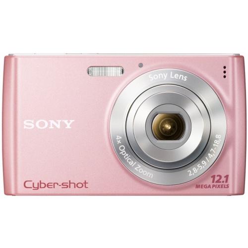 Sony CyberShot DSC-W510 pink