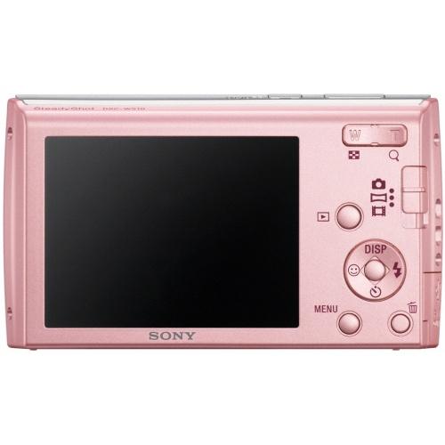 Фото Sony CyberShot DSC-W510 pink