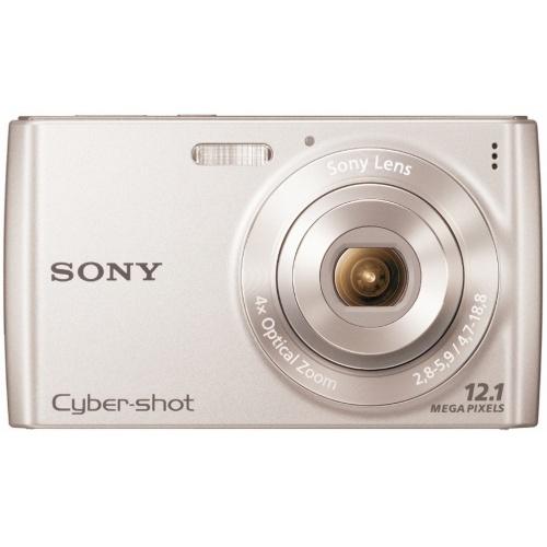 Sony CyberShot DSC-W510 silver