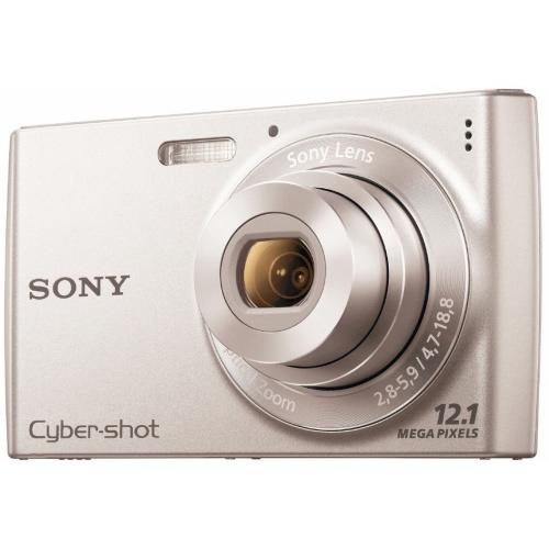 Фото Sony CyberShot DSC-W510 silver