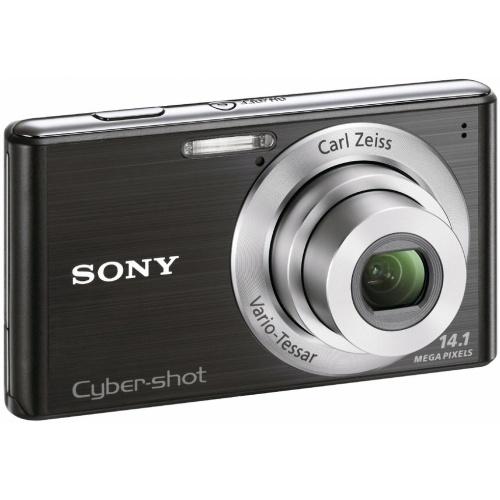 Фото Sony CyberShot DSC-W530 black