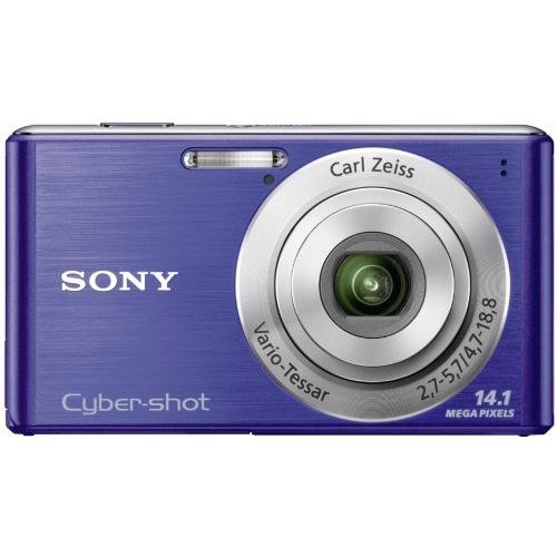 Sony CyberShot DSC-W530 blue