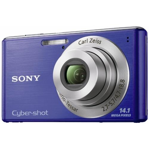 Фото Sony CyberShot DSC-W530 blue