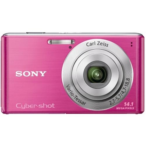 Sony CyberShot DSC-W530 pink