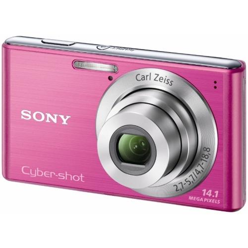 Фото Sony CyberShot DSC-W530 pink
