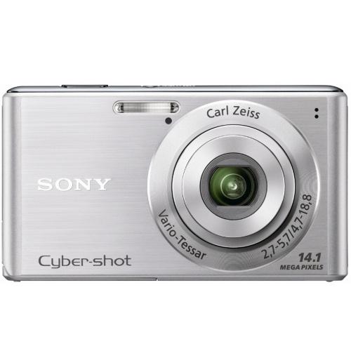 Sony CyberShot DSC-W530 silver