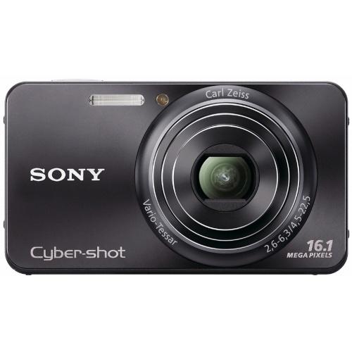 Sony CyberShot DSC-W570 black